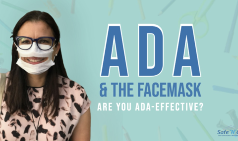 ADA & the Facemask Article Image