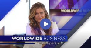 Wordwide Business with kathy ireland